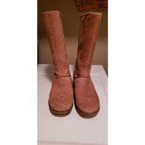 Ugg Linford size 9.5 zipper boots
